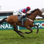PORTRUSH TED wins at The Aintree Festival
